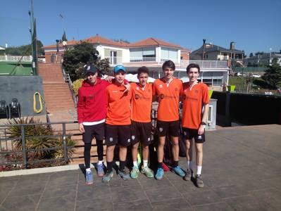 El cadete masculino asegura la permanencia en la categoría Plata del Campeonato de Cataluña