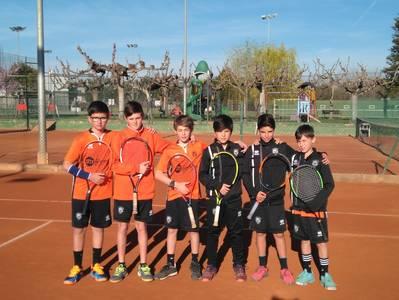 El equipo infantil masculino certifica la permanencia en Plata del Campeonato de Cataluña