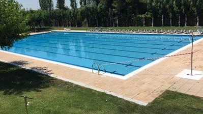 Sábado 15 de junio abrimos la zona de baño en el Urgell