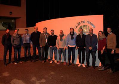 Òscar Villaverde, nuevo presidente del Club Tenis Urgell