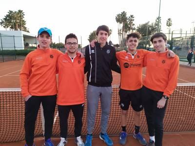 El CT Urgell estrena con un triunfo en el Campeonato de Cataluña júnior de la categoría bronce
