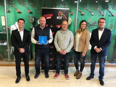 El Urgell, distinguido como el Club de Excelencia por la FCT