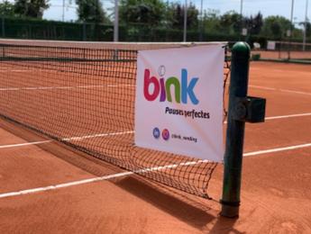 Bink Vending, nuevo patrocinador de la pista 5 del Tenis Urgell