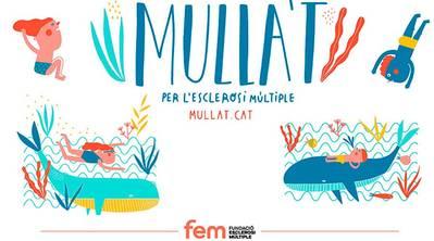 El CT Urgell apoya este domingo en el Mójate por la Esclerosis Múltiple