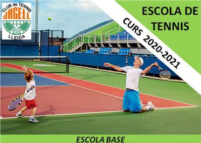 Triple propuesta de la Escuela de Tenis del CT Urgell para este curso