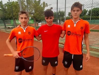 Resultados Liga Catalana de tenis