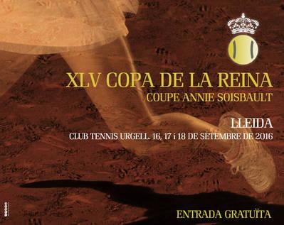 Lleida tornarà a ser capital europea del tennis femení