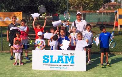 Finaliza la Escuela Municipal de Tenis