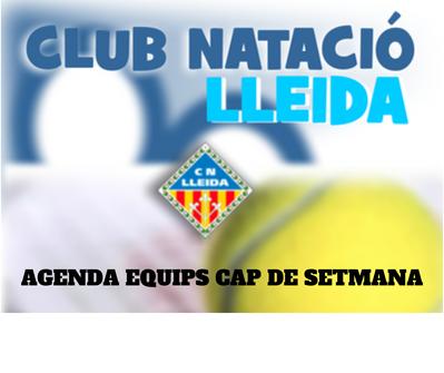AGENDA CAP DE SETMANA