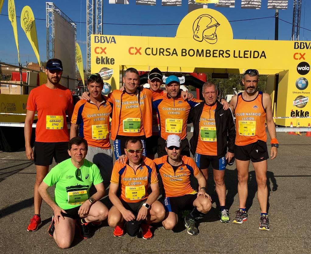 CURSA BOMBERS LLEIDA 10-4-16
