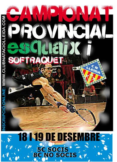 Campionat Provincial esquaix i softraquet