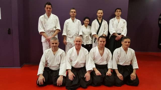 Aikido en el Gimnasio Sport Campillo