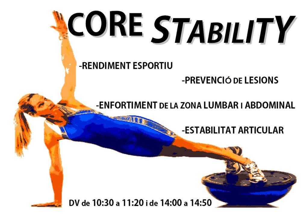 Coneixes Core Stability?