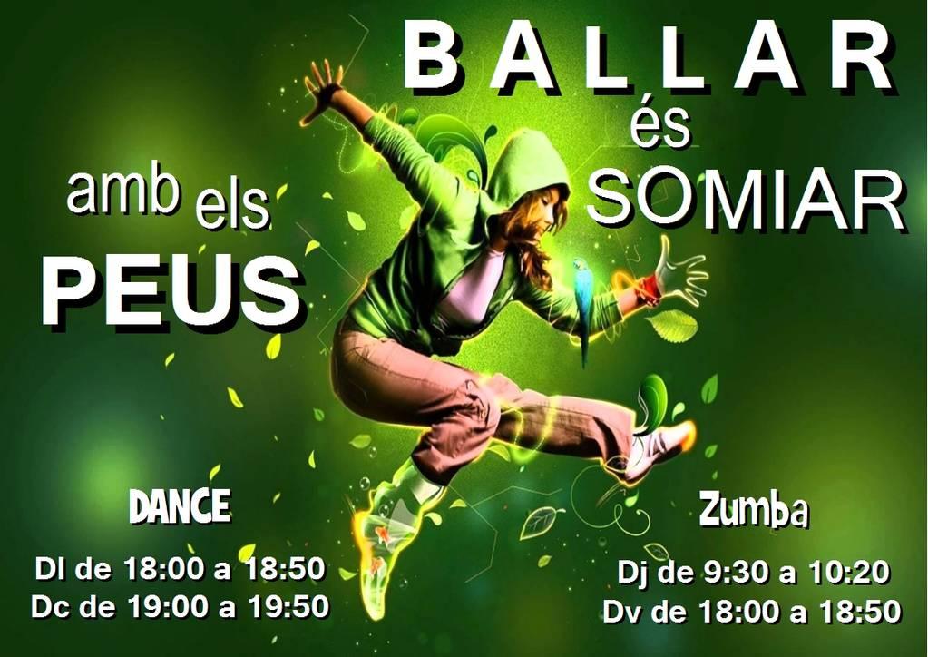 Classes de dance i zumba