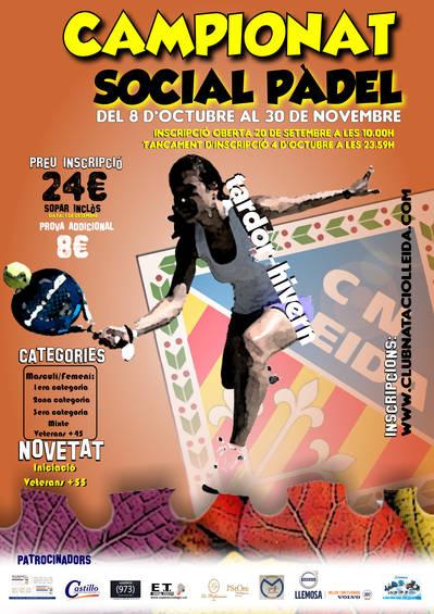 Campionat Social CN Lleida
