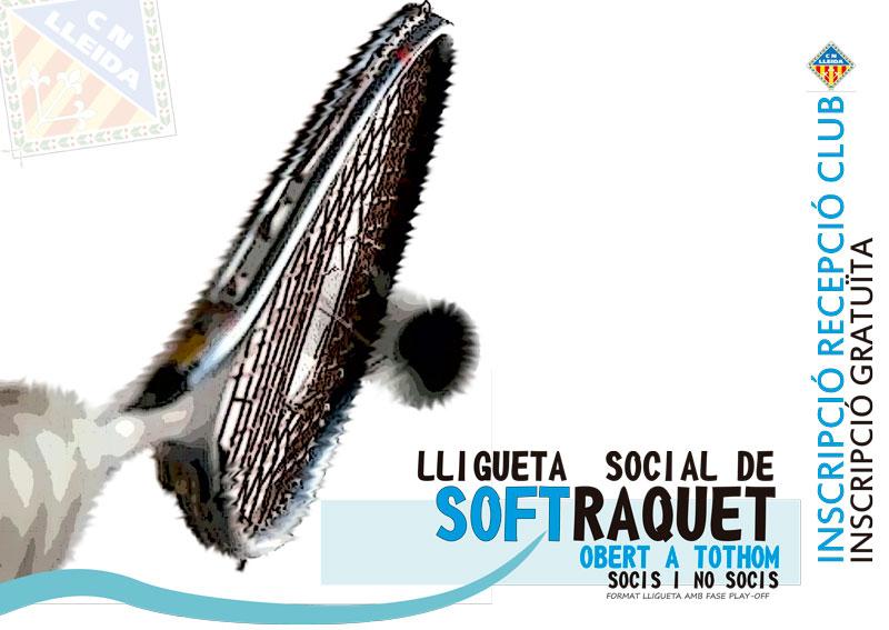 Lligueta social de SoftRàquet