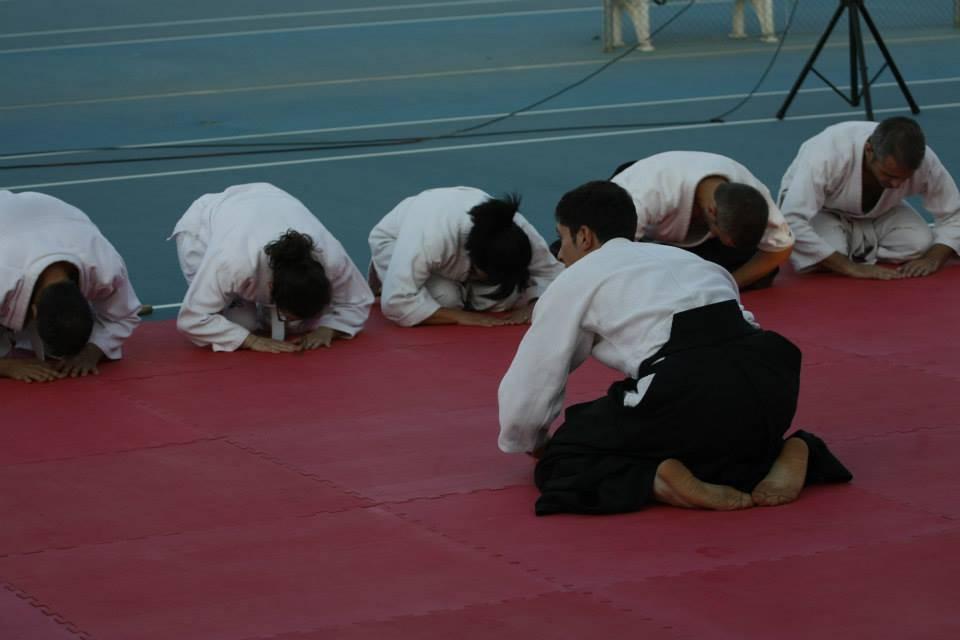 Aikido en el IV Open Solidari del Club Natació Lleida