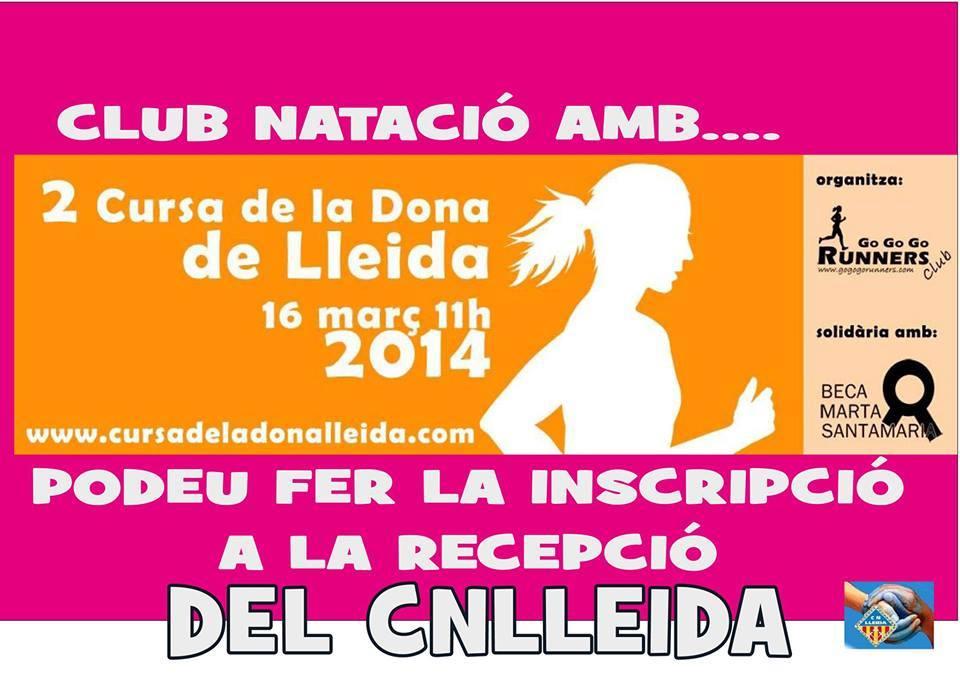 2 Cursa de la Dona de Lleida