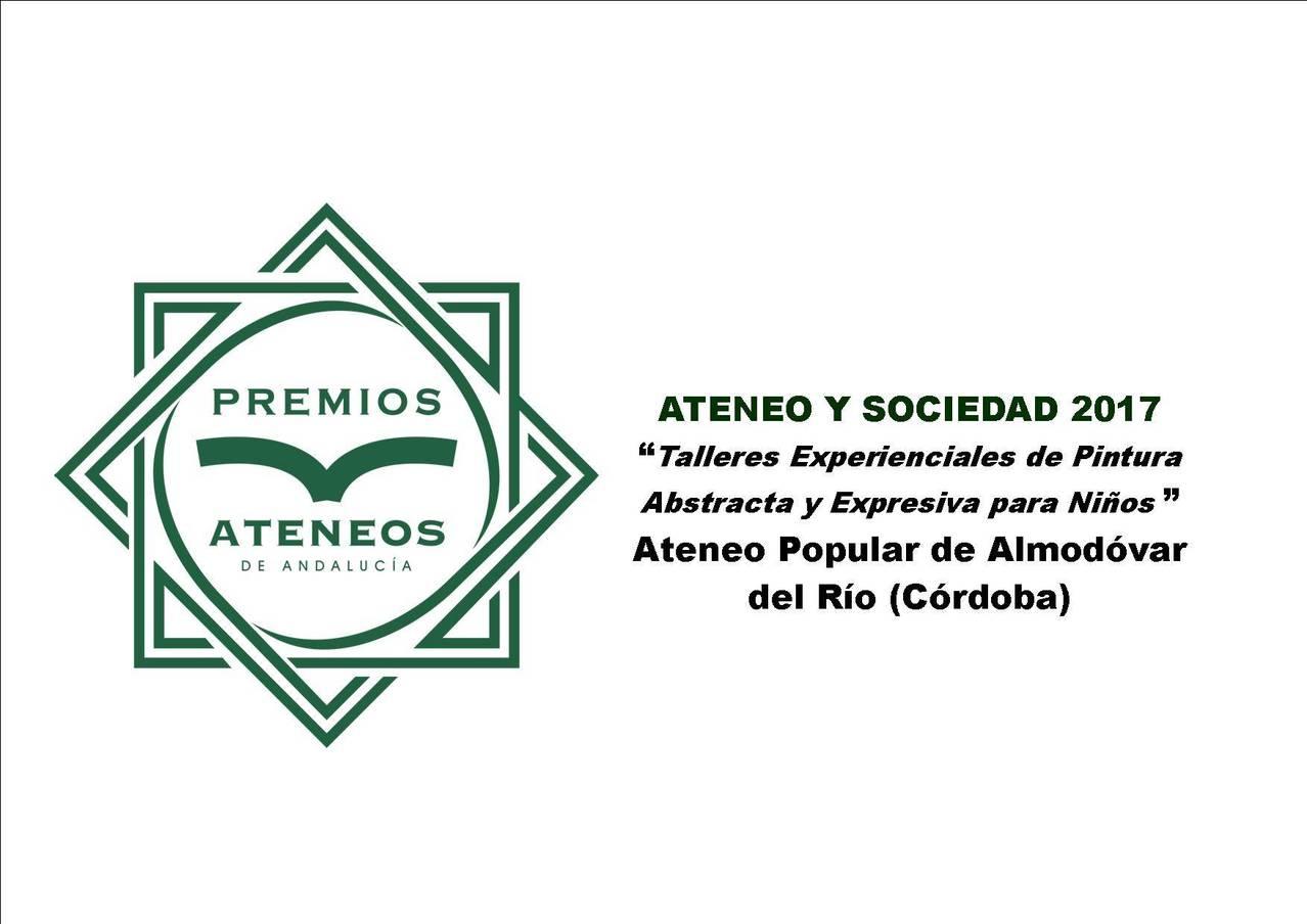 Ateneos الأندلس 2017 جائزة