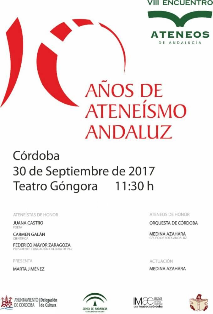VIII Encuentro de Ateneos de Andalucia