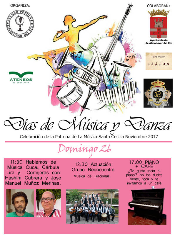 Patron Celebration of Santa Cecilia Music