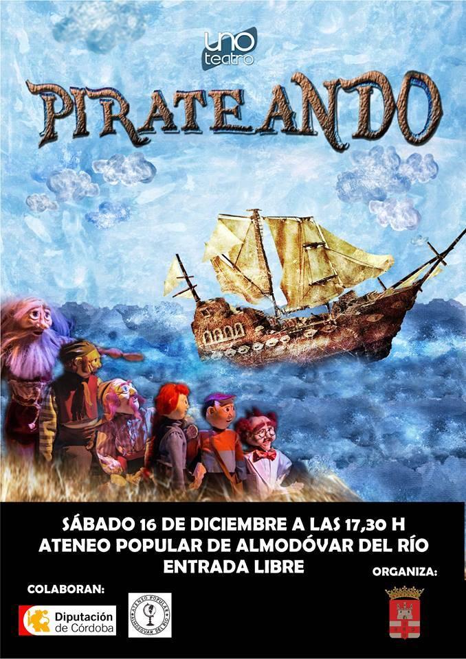 "Teatro Infantil ""Piratenado"""