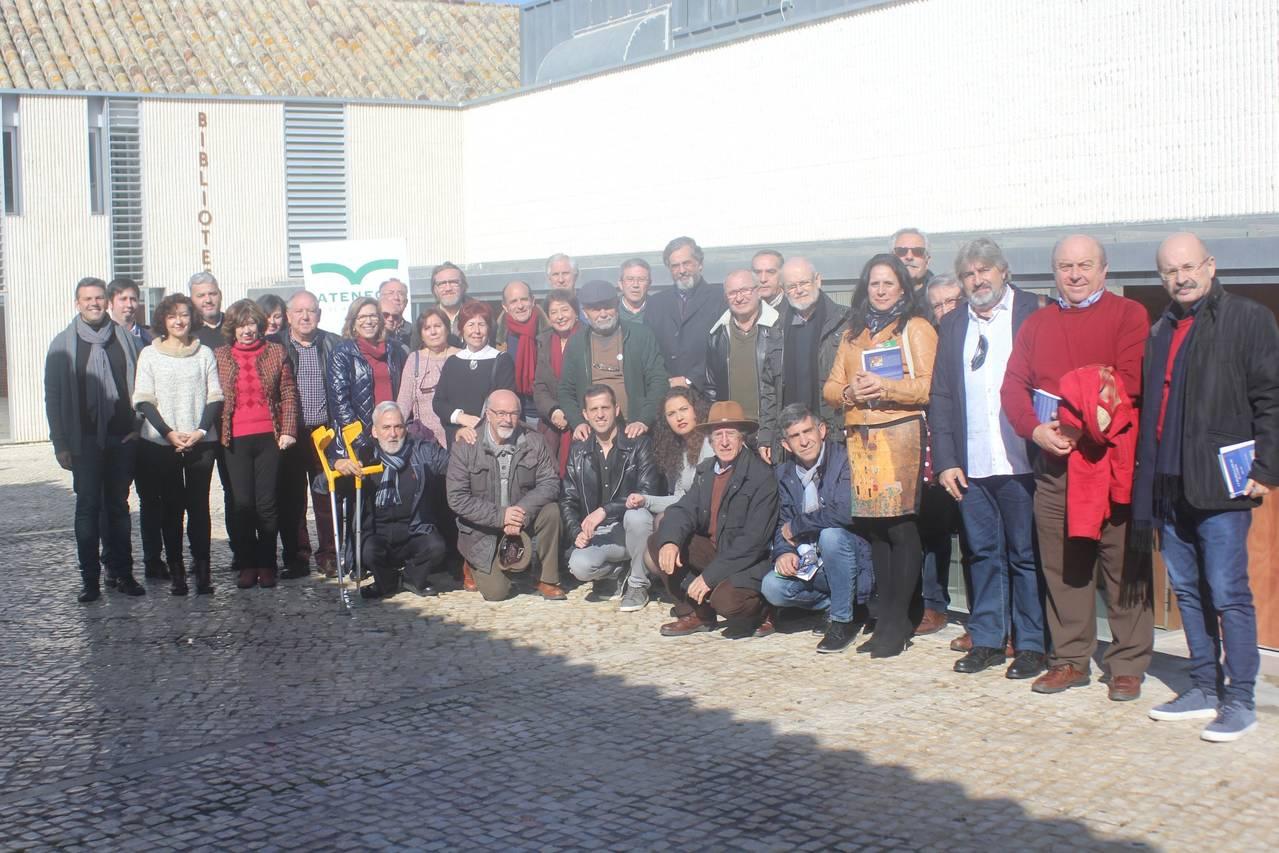 Asamblea Federación Ateneos de Andalucía