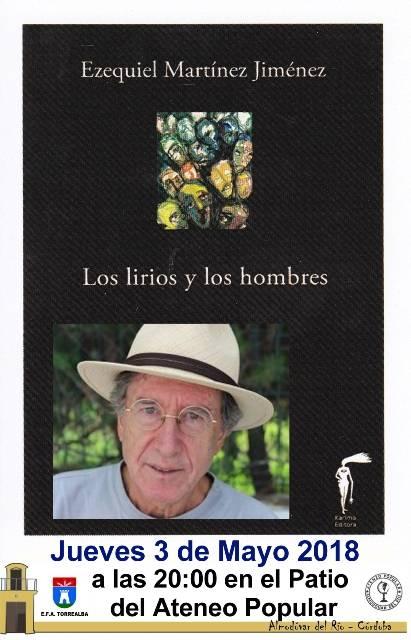 """Presentación del libro """"Los Lirios y los Hombres"""""""