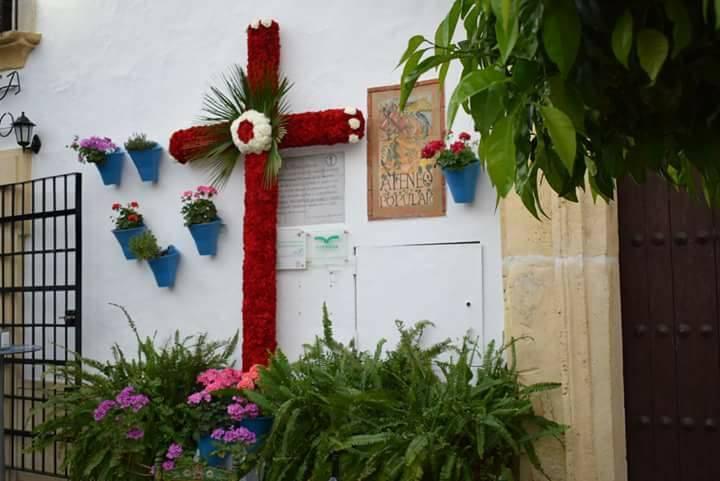 Cruz de Mayo Taberna Ateneo