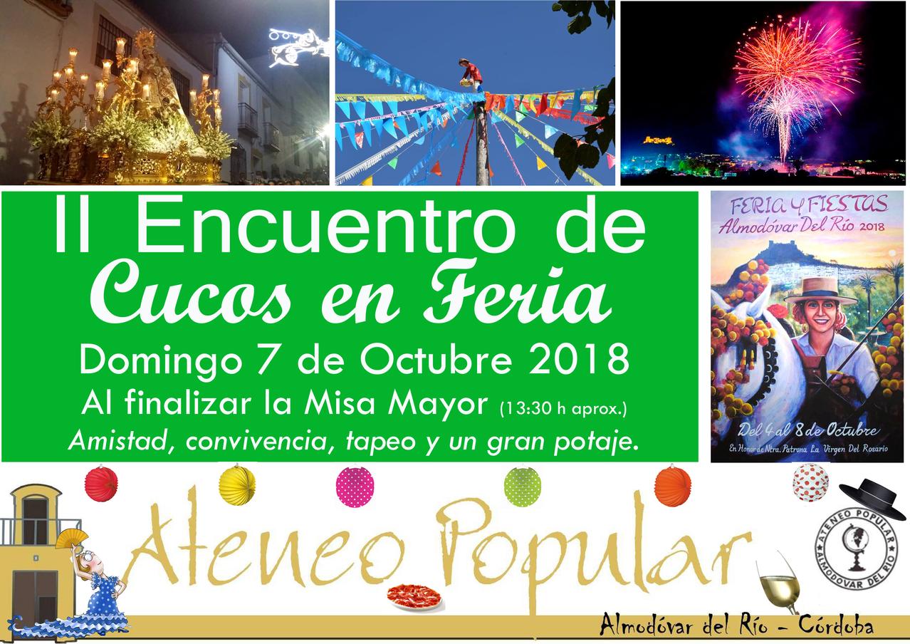 II Encuentro de Cuc@s por Feria