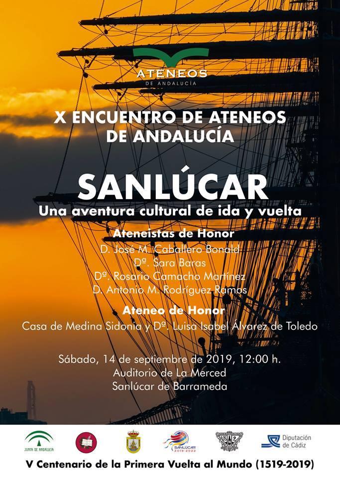 X Encuentro de Ateneos de Andalucía