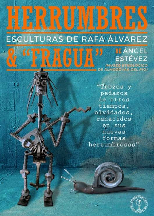 "Exposition de sculptures ""HERRUMBRES & FRAGUA"""