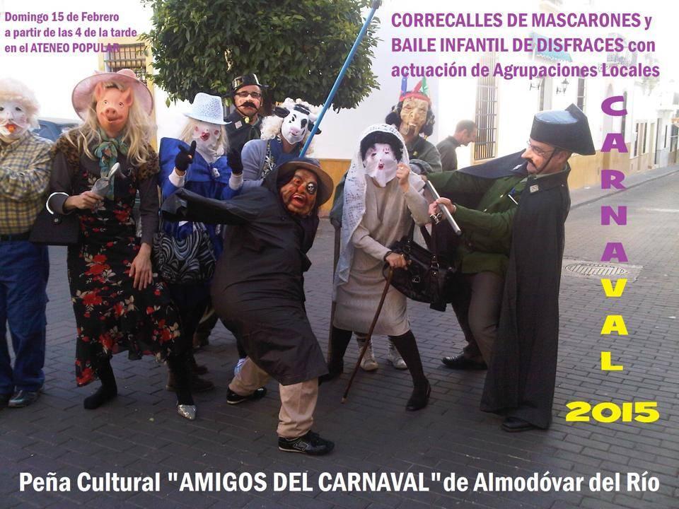 Carnaval bij de Ateneo