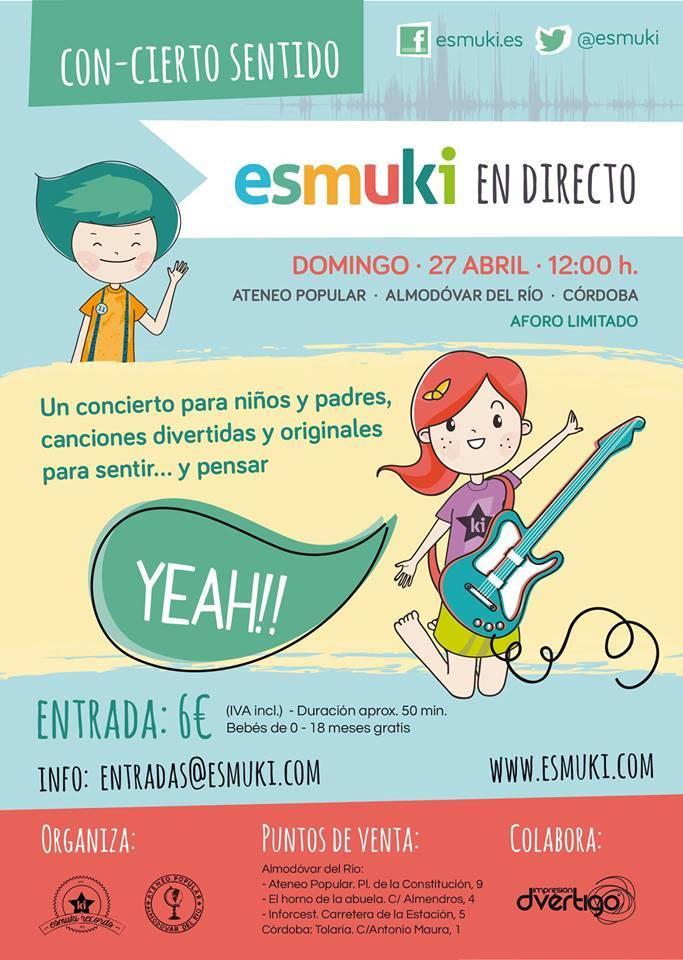 Концерт Esmuki