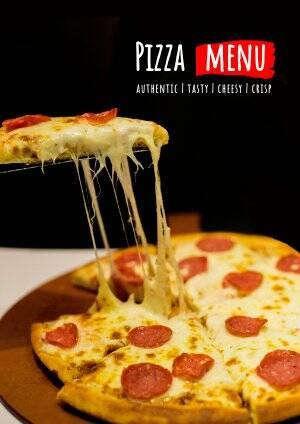 LES NOSTRES PIZZES ((Fes doble clic en l'imatge per veure la Carta de pizzes)