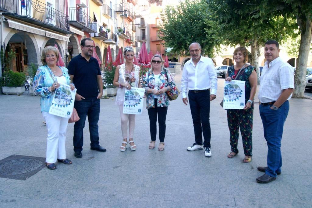 Cerca de 40 asociaciones participarán en la XV edición de la Feria de Entidades de Balaguer