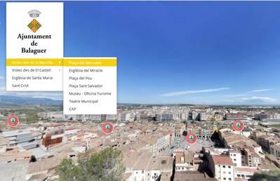 Tour Virtual Ciutat de Balaguer