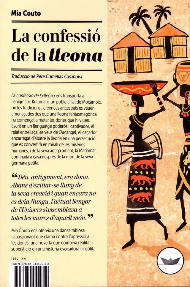 LA CONFESSIÓ DE LA LLEONA