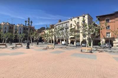 Plaça del Mercadal