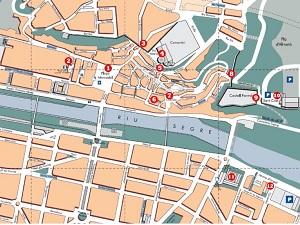 Itinerario turístico por la ciudad de Balaguer