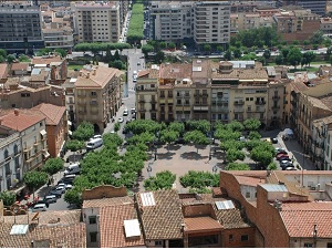 Plaza Mercadal
