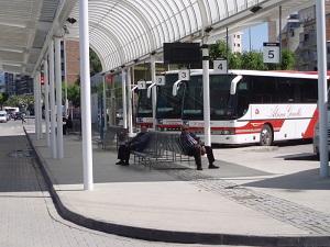 Horari d'autobusos
