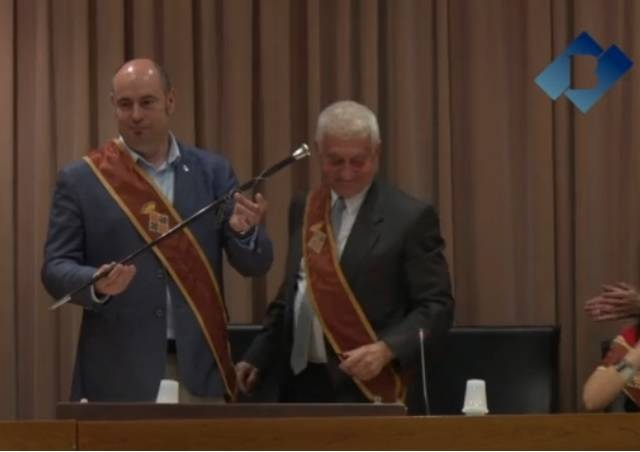 Jordi Ignasi Vidal d'ERC elegit nou alcalde de Balaguer