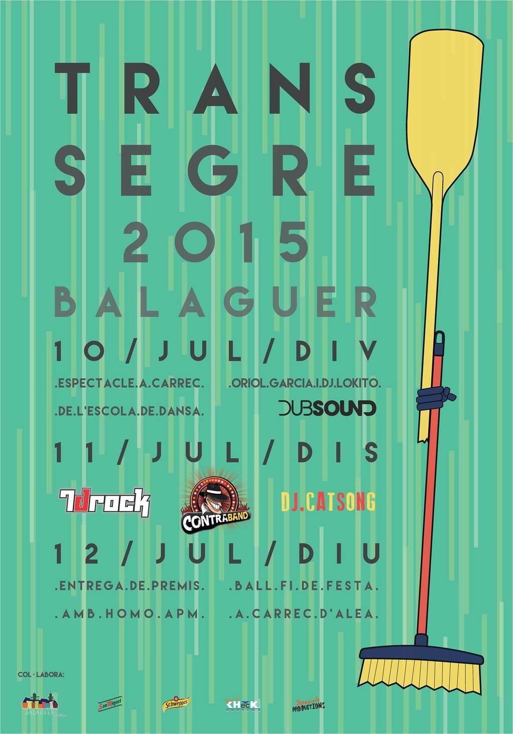 TRANSSEGRE 2015 - BALAGUER