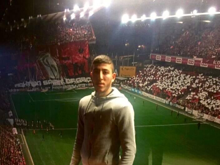 Abdel fitxa per l'Standard de Lieja