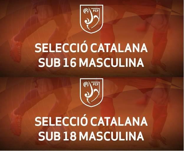 Les Seleccions Catalanes en el nostre camp.