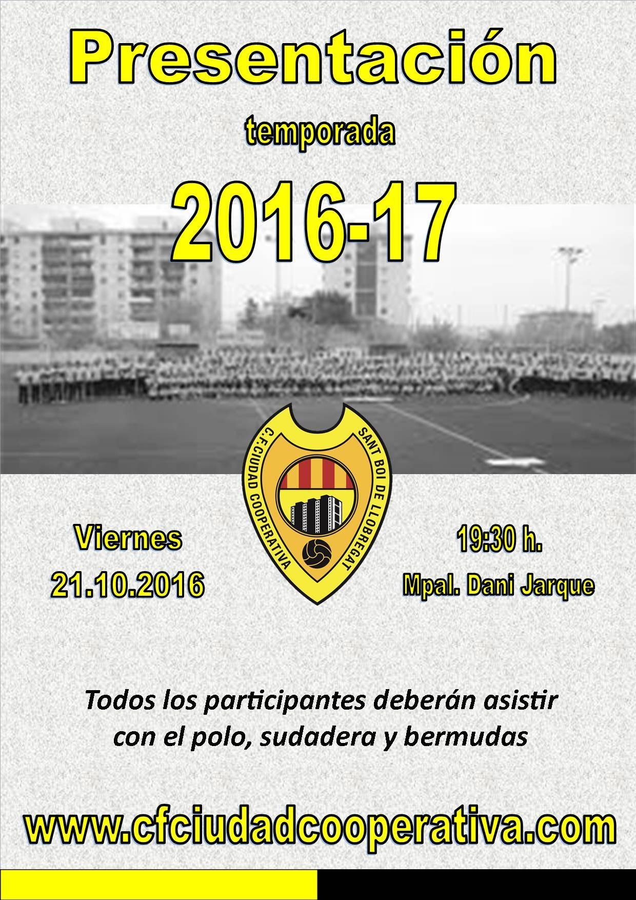 Presentación 2016/17
