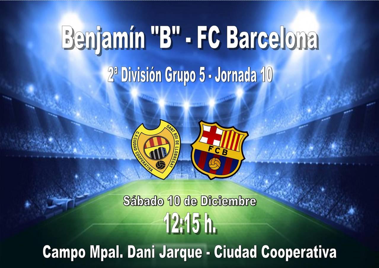 Benjamín B - FC Barcelona