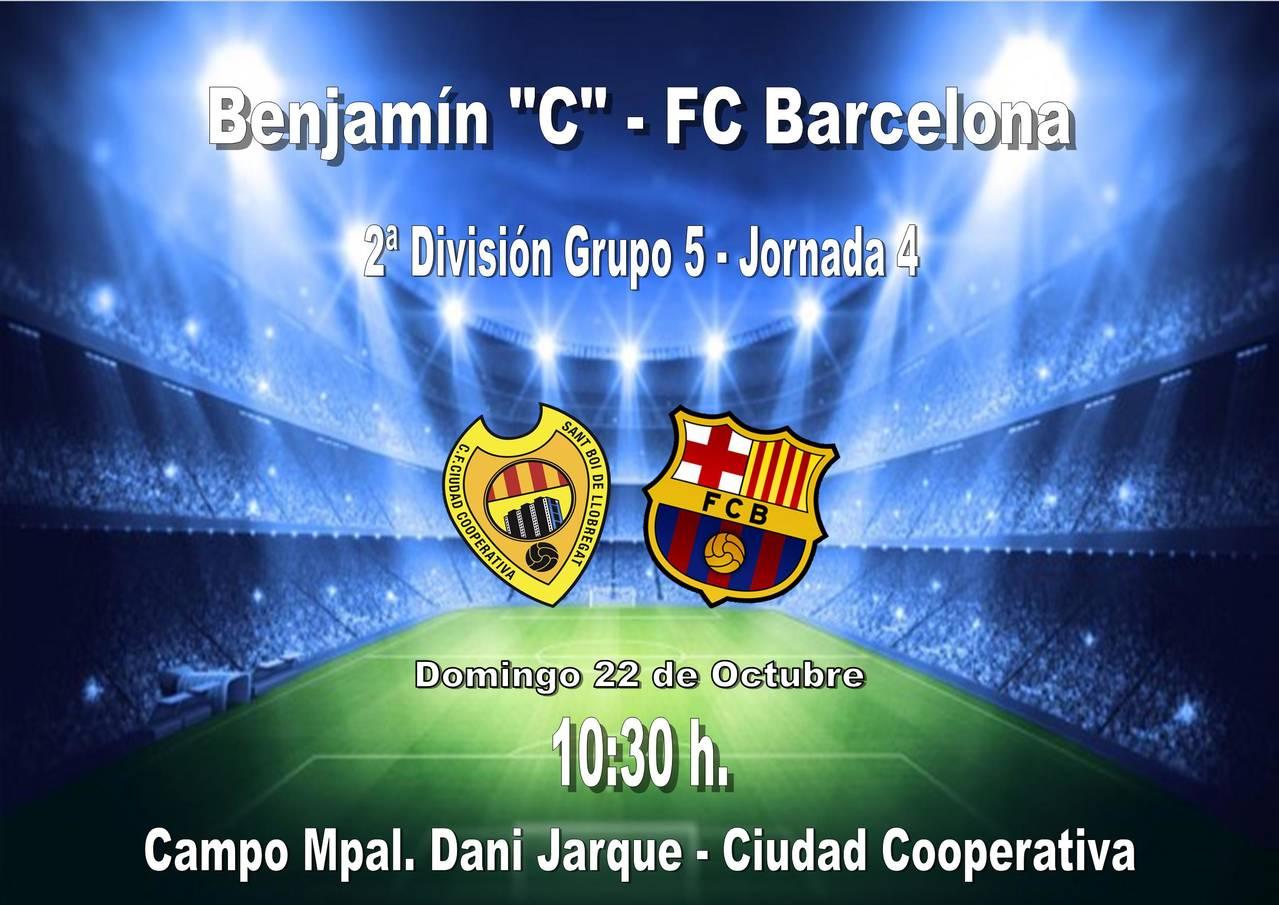 Benjamín C - FC Barcelona