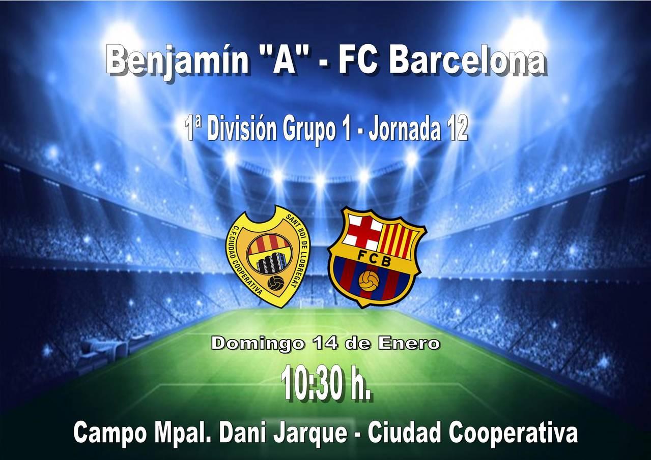 Benjamín A - FC Barcelona